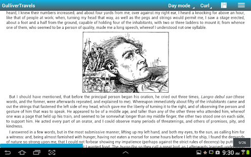 ePub3 Reader - screenshot thumbnail