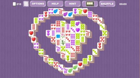 Valentine's Mahjong Tiles APK screenshot thumbnail 23