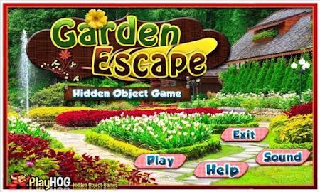 Garden Escape Hidden Objects 70.0.0 screenshot 797588
