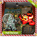 Hidden Object Mr Claus Kitchen