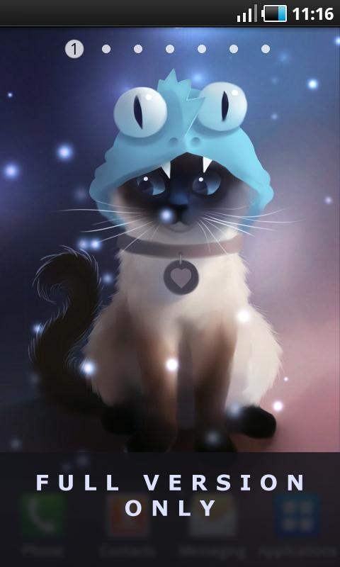 Siamese Cat Lite - screenshot