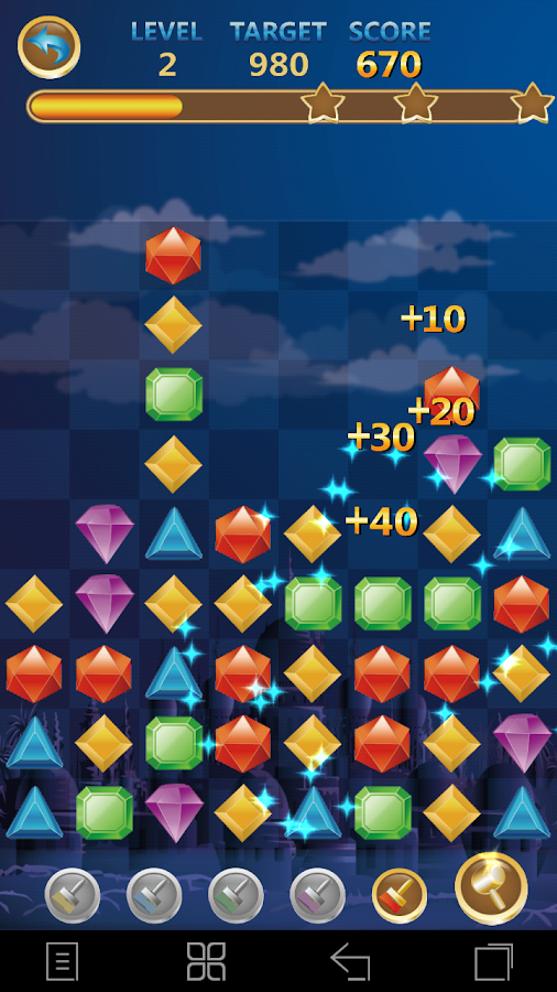 Gems Pop - screenshot