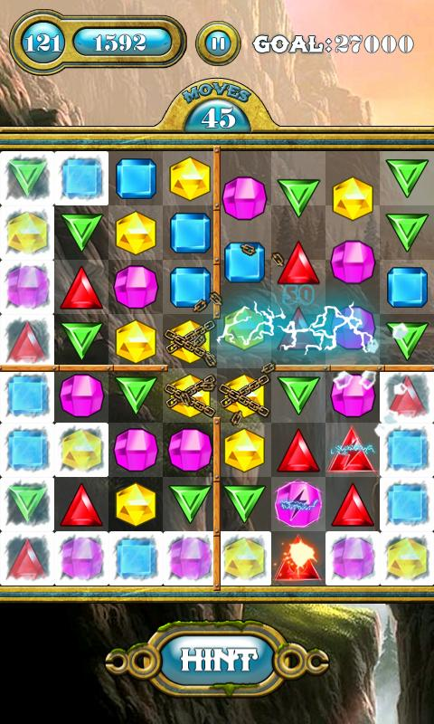 Jewels Saga - screenshot