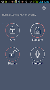 G90 home alarm system- screenshot thumbnail