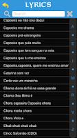 Screenshot of Capoeira Video Lyrics
