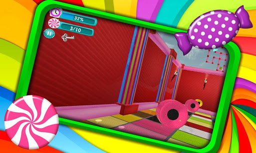 Candy Hunt 3D Free