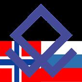 Norwegian Russian Dictionary