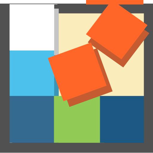 PopSquare LOGO-APP點子