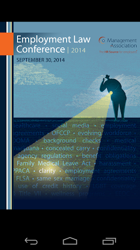 2014 Employment Law Conference