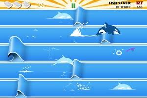 Screenshot of Fish Odyssey