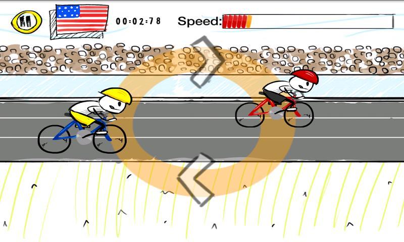Doodle Summer Games HD Free- screenshot