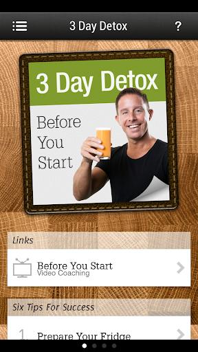 Juice Master 3-Day Detox