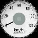 シンプルなスピードメーター icon