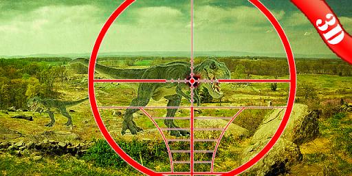Dino Hunting Sniper Shooting
