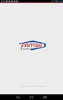 Screenshot of Famsa