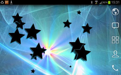 【免費個人化App】Light and Stars LWP PRO-APP點子