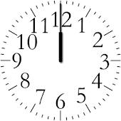 Analog Clock ν
