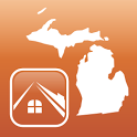 Michigan Real Estate Exam Prep icon