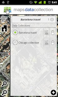Maps Data Collection - screenshot thumbnail