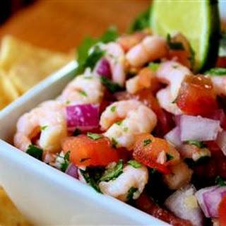 Shrimp Salsa.