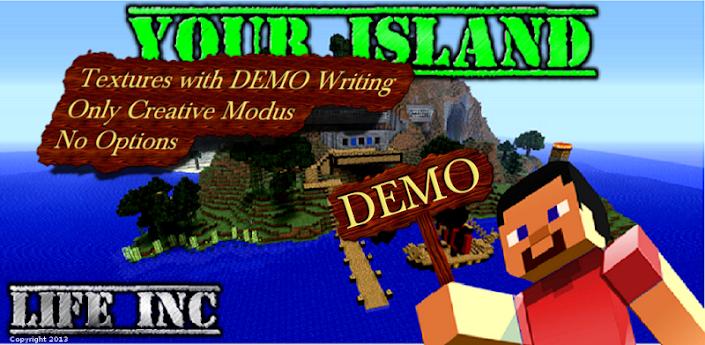 Download Your Island Craft Demo - v 1.3.2.1 APK