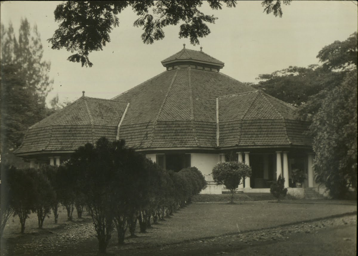 Dutch East Indies Java Batavia