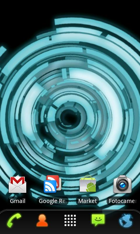 RLW Live Wallpaper Pro - screenshot