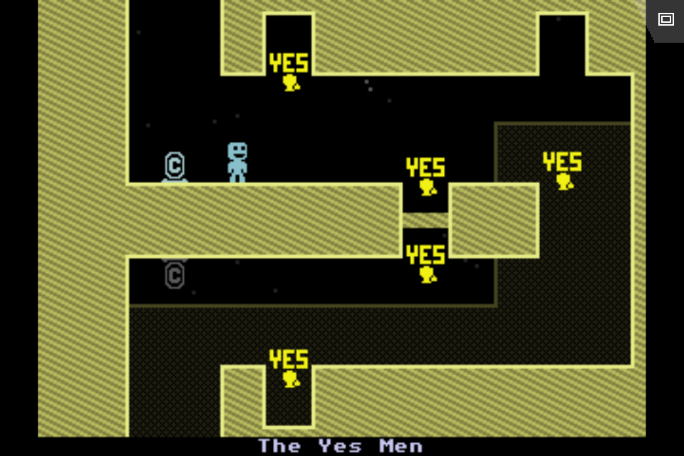 VVVVVV screenshot #2