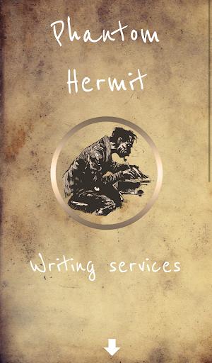 Phantom Hermit Writing Service