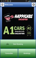 Screenshot of A1 Cars and Happicabs