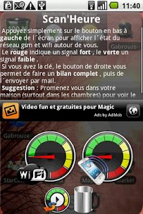 Scan'Heure- screenshot thumbnail