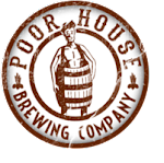 Logo for Poor House Brewing Company