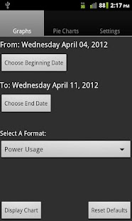 Power Meter - screenshot thumbnail