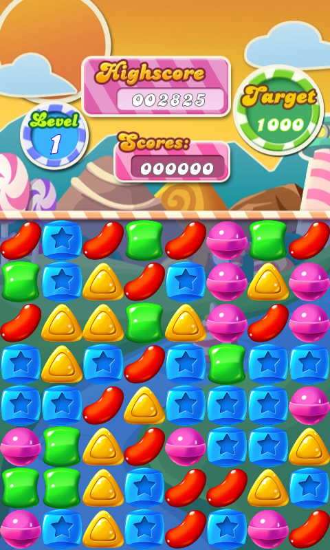 Candy Rescue - screenshot