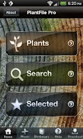 Screenshot of PlantFile Pro