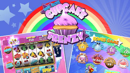 Cupcake Frenzy Slots 1.0.6 screenshot 89660