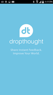 DropThought Instant Feedback- screenshot thumbnail