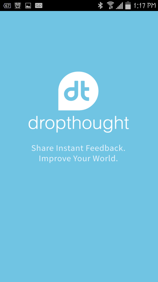 DropThought Instant Feedback- screenshot