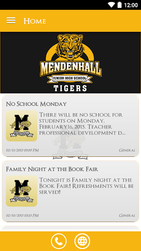Mendenhall Junior High School