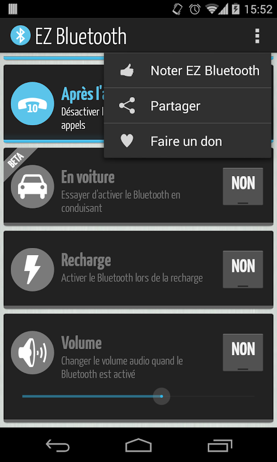 Ez Bluetooth Applications Android Sur Google Play