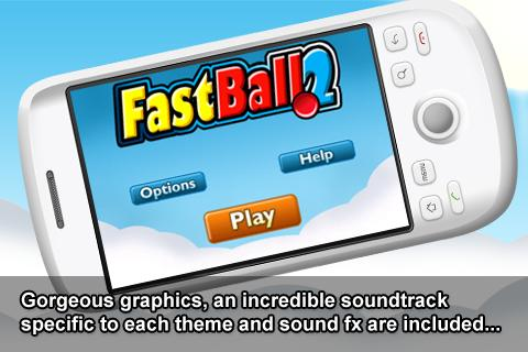FastBall 2- screenshot