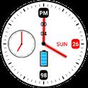 Maestro Clock Widget