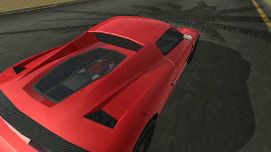 Paradise Traffic Racer screenshot