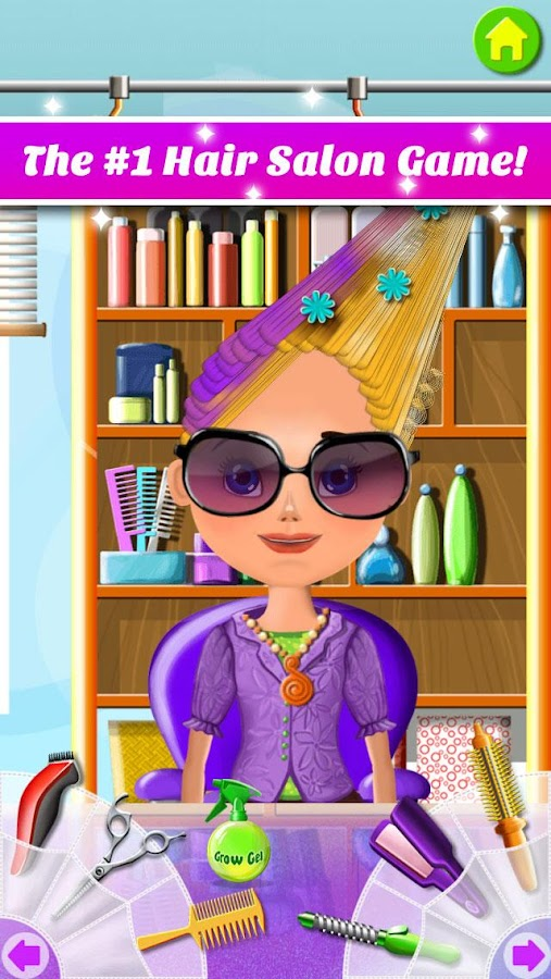 Hair Salon Makeover- screenshot