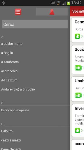 Socialbolario