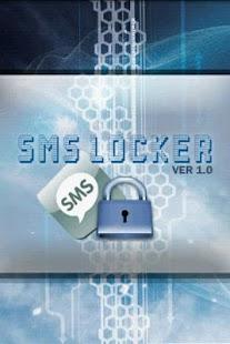 SMS Locker - screenshot thumbnail