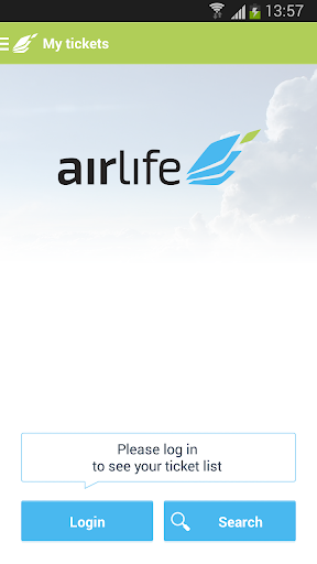Airlife AirTickets Booking