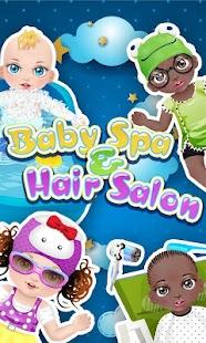 Baby Spa Hair Salon