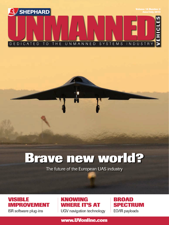 Unmanned Vehicles- screenshot