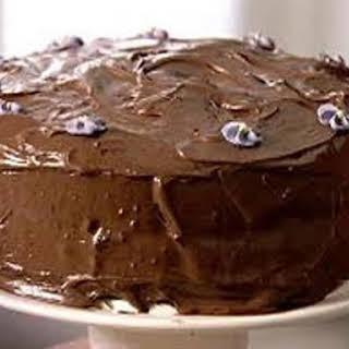 Shunt-Éclair, Flourless Walnut Cake.